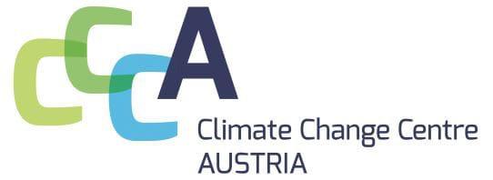 logo von climate change centre austria