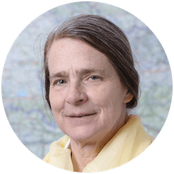 Porträtfoto von Helga Kromp-Kolb