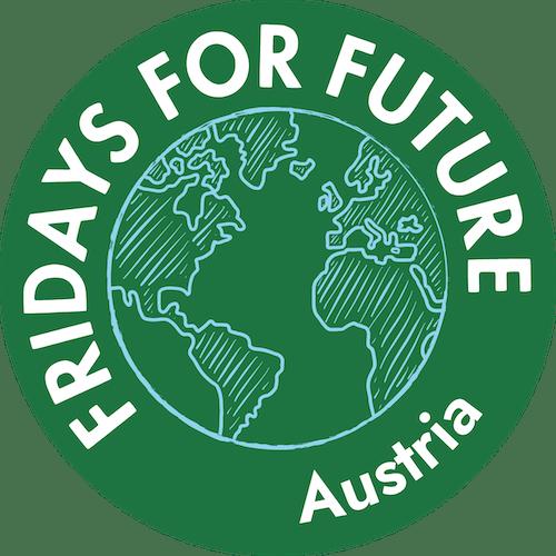 Logo von Fridays for Future