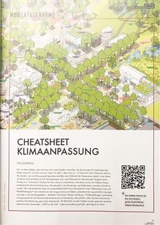 Klimaanpassung Cheatsheet