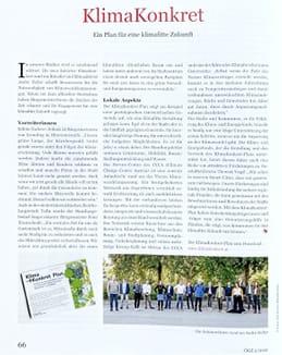 Zeitungsartikel aus Staedtebund
